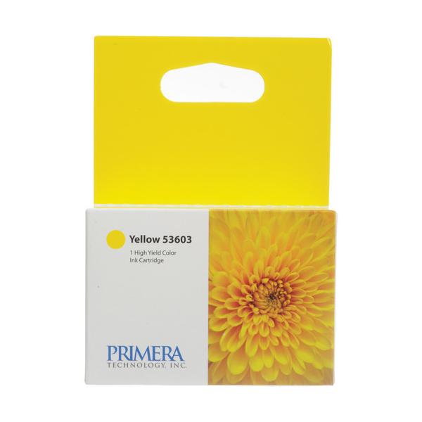 Primera Bravo Ink Cartridge - Yellow