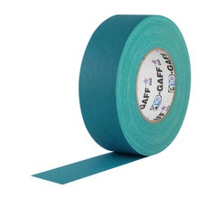 "ProTapes 2"" Cloth Tape - Teal"