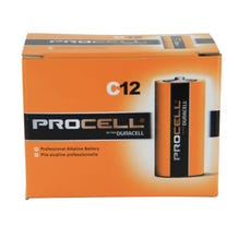 Duracell Procell C 12-Pack