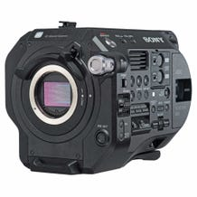 Sony PXW-FS7M2 XDCAM 4K Super 35 Camera System (Body Only)