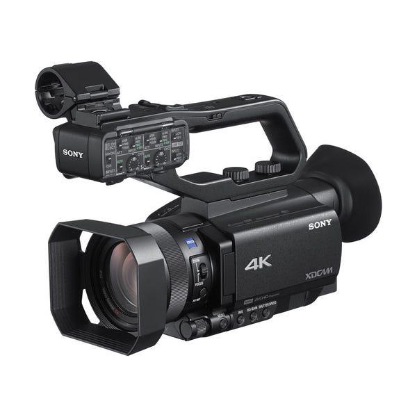 Sony PXW-Z90V 4K HDR XDCAM w/ Fast Hybrid AF Camera