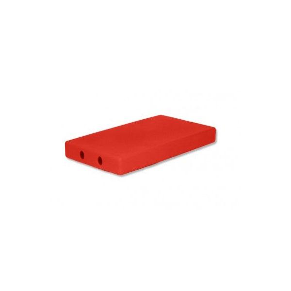 Cherry Box Quarter-Red