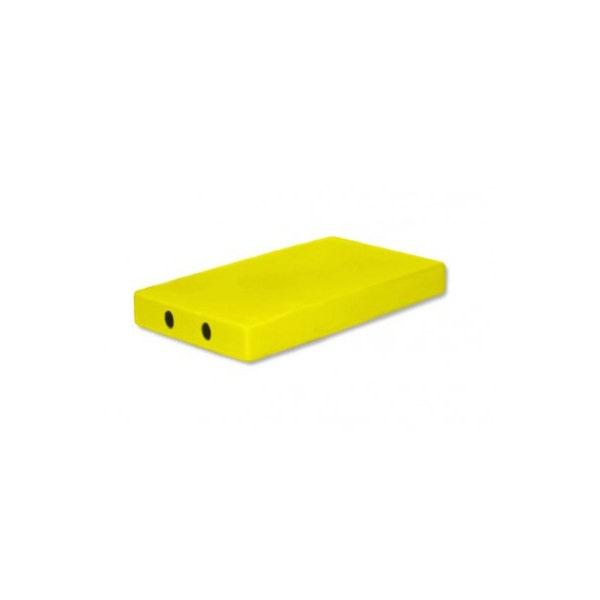 Cherry Box Quarter-Yellow