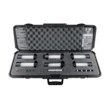 Quasar Science Q-Lion Linear LED Flex 6 Light Kit + Hard Covered Case