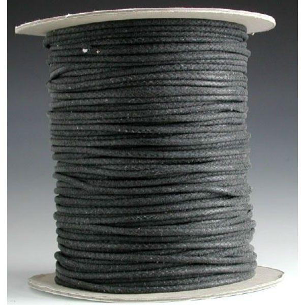 """Filmtools 500' Black Sash Cord - 1/8"""""""