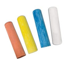 Dixon Railroad/Sidewalk Chalk - 4 Colors
