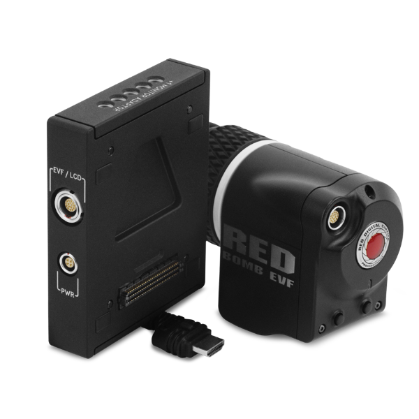 RED +1 Adaptor Module with RED Pro EVF Pack