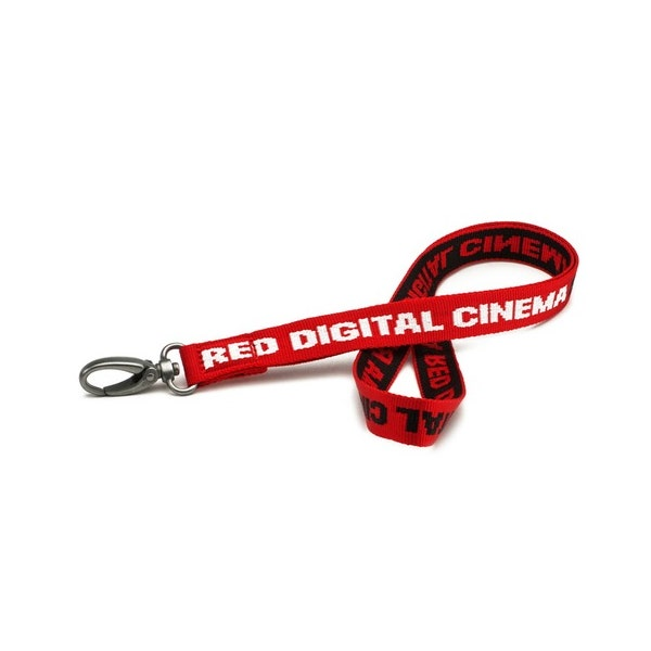 RED Digital Camera Lanyard