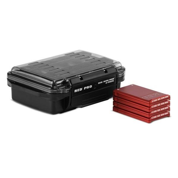RED MINI-MAG 1TB (4-Pack)