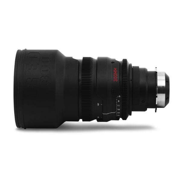 RED PRO PRIMES 300mm Lens (Battle-Tested)