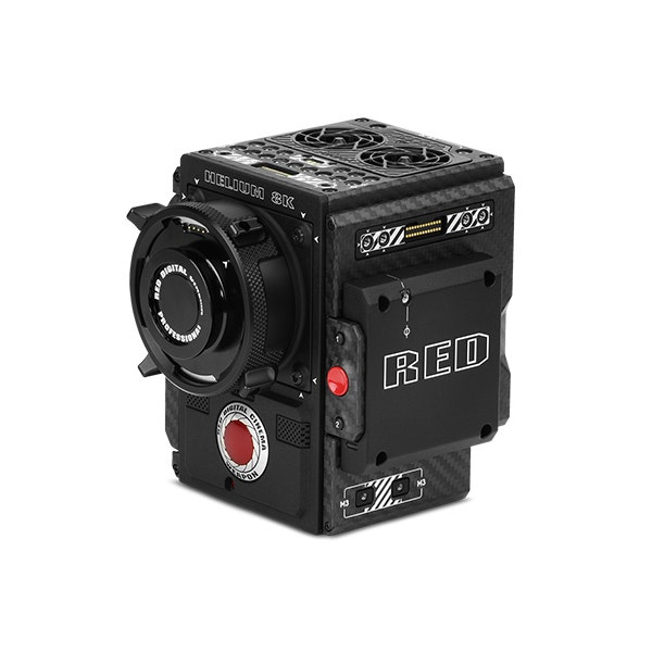 RED WEAPON 8K Standard Camera w/ 3Pk Optical Low Pass Filter - Body Only