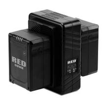 RED Compact Dual V-Lock Charger