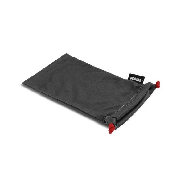 "RED 7 x 4.5"" Microfiber Bag - Small"