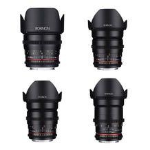 Rokinon T1.5 Full Frame Cine DS Lens Set