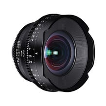 Rokinon XEEN 16mm T2.6 Professional Cine Lens for Canon EF Mount