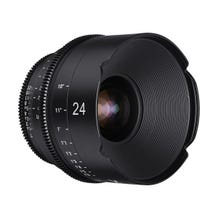 Rokinon XEEN 24mm T1.5 Professional Cine Lens for Canon EF Mount