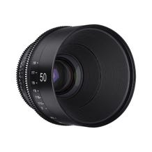 Rokinon XEEN 50mm T1.5 Professional Cine Lens for Canon EF Mount