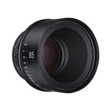 Rokinon XEEN 85mm T1.5 Professional Cine Lens for Canon EF Mount