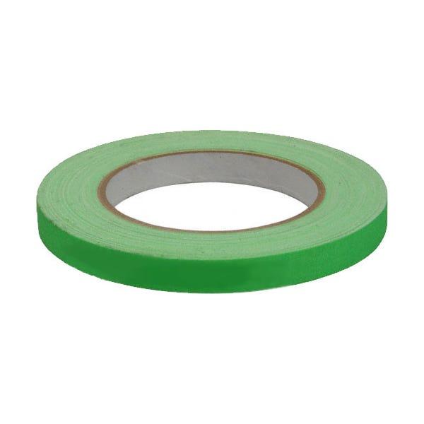 "Rosco GaffTac 1/2"" Fluorescent Green Spike Tape"