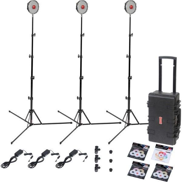Rotolight NEO On-Camera LED 3-Light Kit