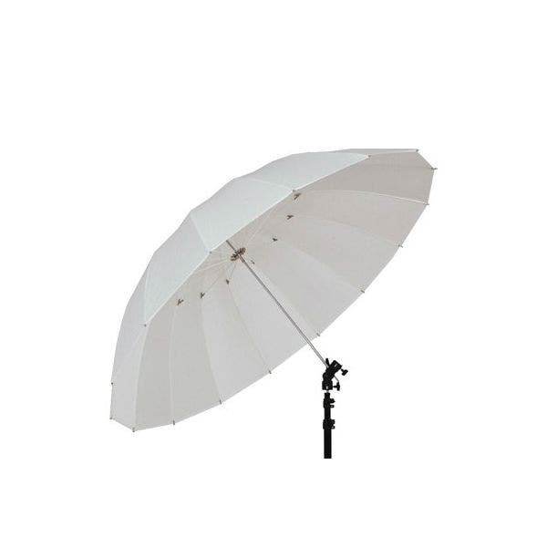 RPS Studio 75 inch Black White Translucent Umbrella