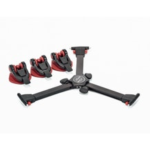 Sachtler Mid-Level Spreader and Rubber Feet Set for flowtech 75