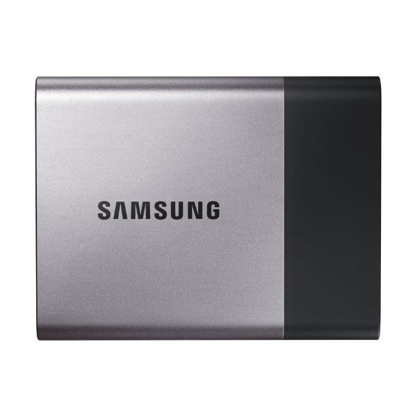 Samsung 250GB T3 USB 3.1 Portable Solid State Drive