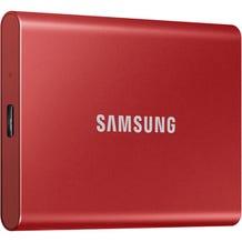 Samsung 1TB T7 Portable SSD (Blue)