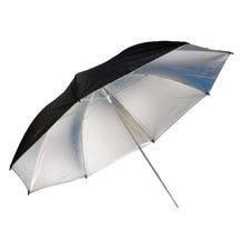"Savage 43"" Umbrella - Black/White"