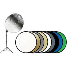 """Savage 43"""" 9-in-1 Reflector Kit with Stand"""