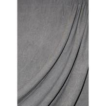 Savage Dark Gray Washed Muslin Backdrop (10 x 24')