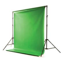 Savage Port-a-Stand and Vinyl Background Kit (Chroma Green)