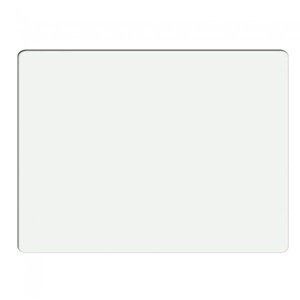 "Schneider Optics 4 x 5.65"" Classic Black Soft 1/2 Water White Glass Filter"