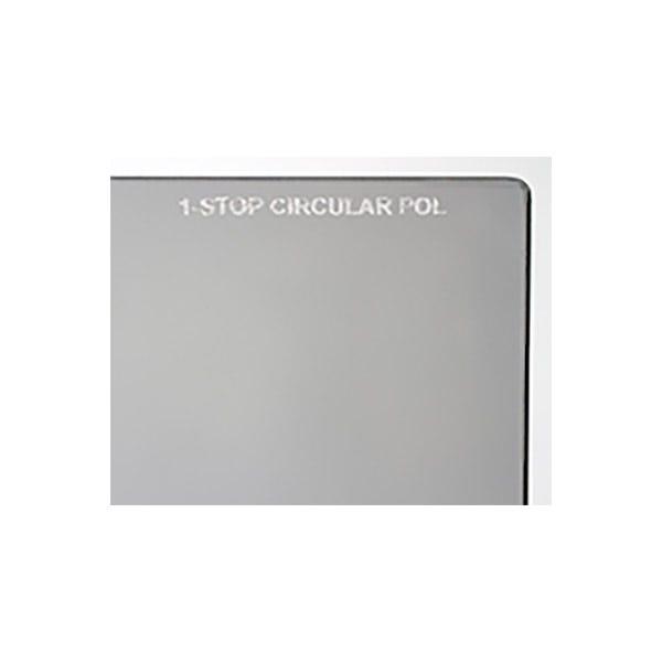 "Schneider Optics 5 x 5"" One Stop Circular Polarizer Square Filter"