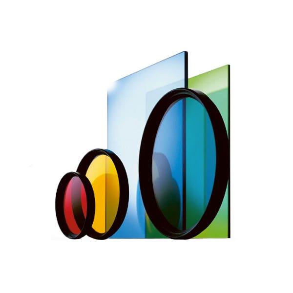"""Schneider Optics 4.5"""" Neutral Density (ND) 1.5 Water White Glass Filter"""