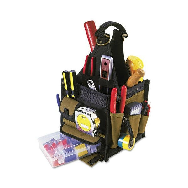CLC 28 Pocket Electrical and Maintenance Tool Pouch