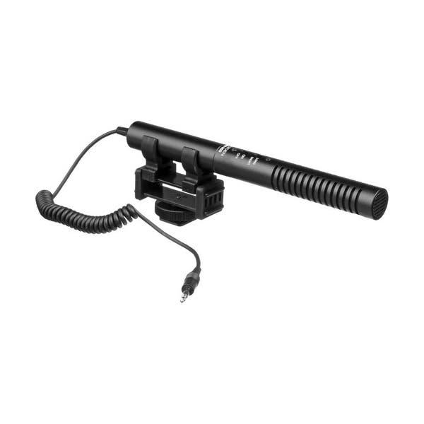 Azden SGM-990 Supercardioid / omni Shotgun Mic w/2-Position Switch