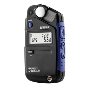 Sekonic Flashmate L-308X-U: entry-level light meter for photography and video 2