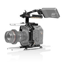 SHAPE Canon C500 Mark II cage, handle with EVF mount