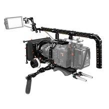 SHAPE Canon C500 Mark II Complete Shoulder Rig Kit