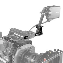 SHAPE Push-Button View Finder Mount For The SONY PXW-FX9 Camcorder