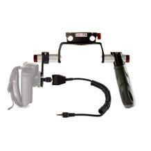 SHAPE Handle Rod Bloc Grip Relocator Kit For Canon C Series Cameras - Canon EOS C500/C300/C100