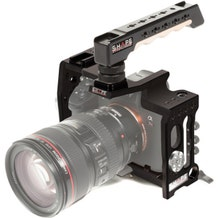 SHAPE SONY A7R3 CAGE WITH DSLR HANDLE