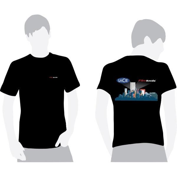 LaCie CineGear T-Shirt - Large