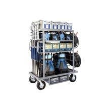 Studio Carts HMI Lighting Head Cart for Studio / Stage