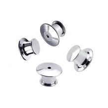 Film Pin Society Silver Metal Locking Pin Packs (4 Pack)