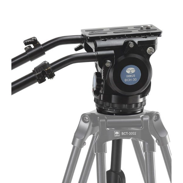 Sirui BCH-30 Broadcast Video Head