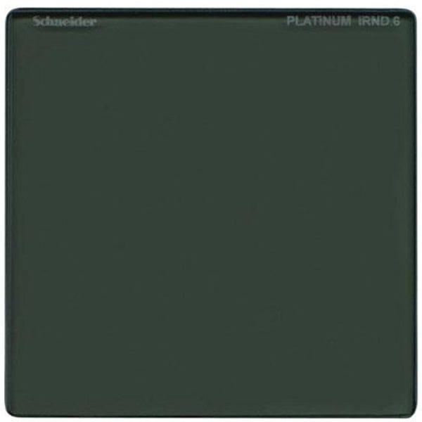 """Schneider Optics 6.6 x 6.6"""" MPTV Platinum Infrared Neutral Density (ND) 0.6 Filter"""