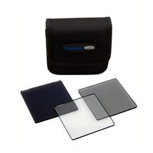 "Schneider Optics 4 x 4"" Filter Kit (Consists of Neutral Density (ND) .9, Black Frost 1/2 and Circular Tru-Polarizing Filters)"