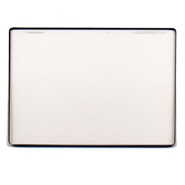 """Schneider Optics 4 x 5.56"""" Black Frost 1/8 Water White Glass Filter"""